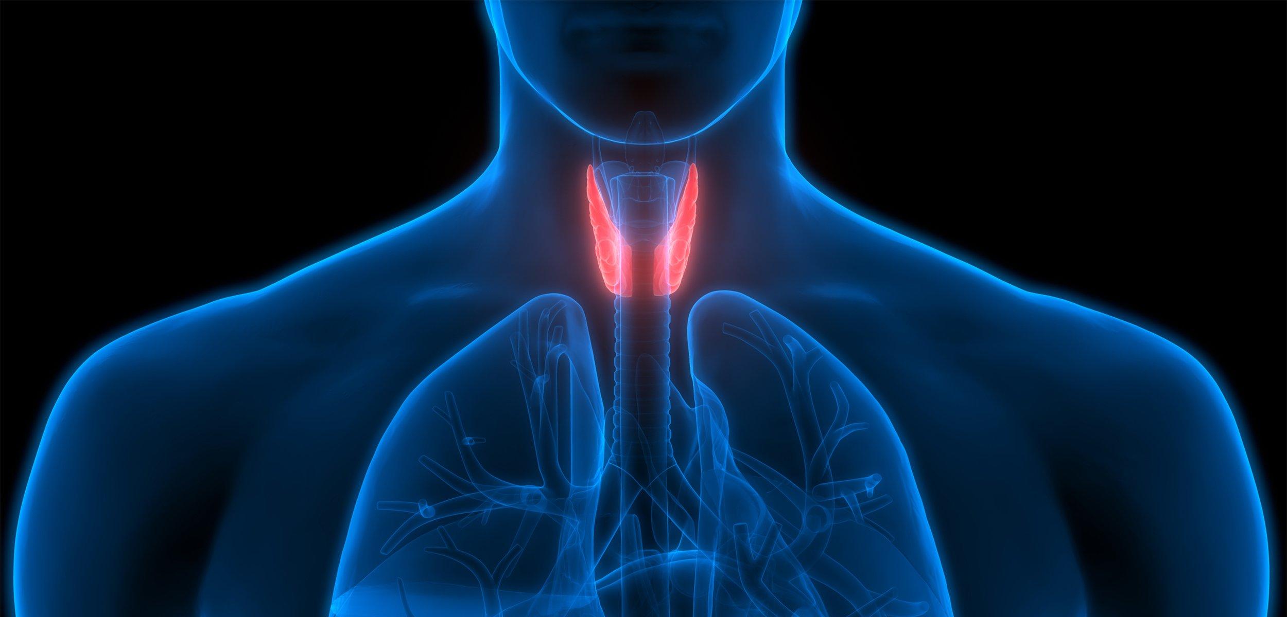 Хірургія раку щитовидної залози